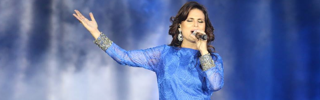 Aline Barros surpreende com Capa no novo CD e DVD