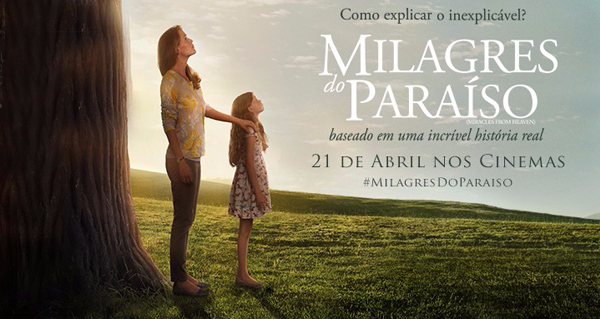 Filme Milagres do Paraiso