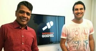Programa Bastidores do Gospel, Cantor Jessé de Almeida, Publicitário Anderson Marques