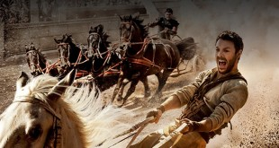 Paramount Pictures, longa Ben-Hur, Rodrigo Santoro