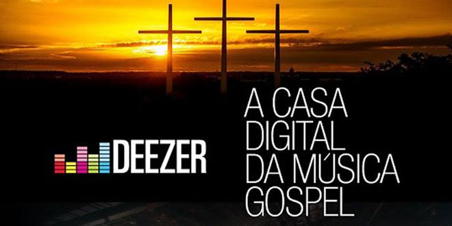 Playlists Gospel da Deezer fazem sucesso na plataforma