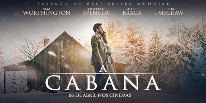 """Filme """"A Cabana"""" chega aos cinemas em poucos dias"""