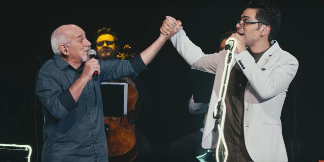 """Baruk interpreta o clássico """"Situações"""" em dueto com Paulo Cezar, do Grupo Logos"""