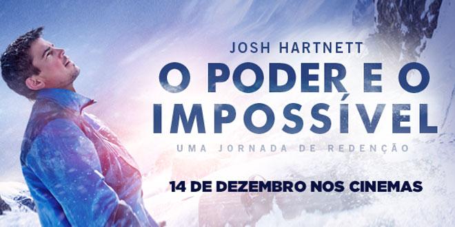 O Poder e o Impossível estreia dia 14 nos Cinemas