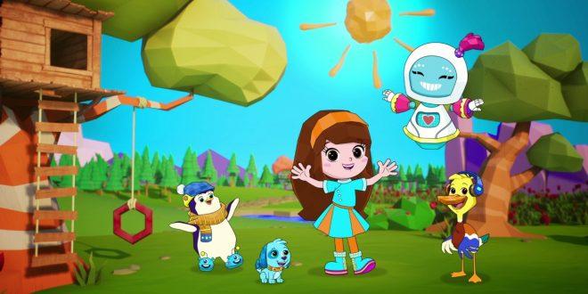 Aline Barros lança novo projeto infantil pela Sony Music