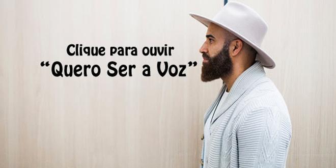 Sergio Saas - Quero Ser a Voz