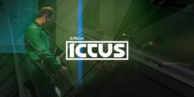 "Banda Ictus lança single ""Me Leva Mais Alto"""