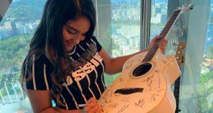 Isa Ribeiro é a nova contratada na Sony Music Gospel