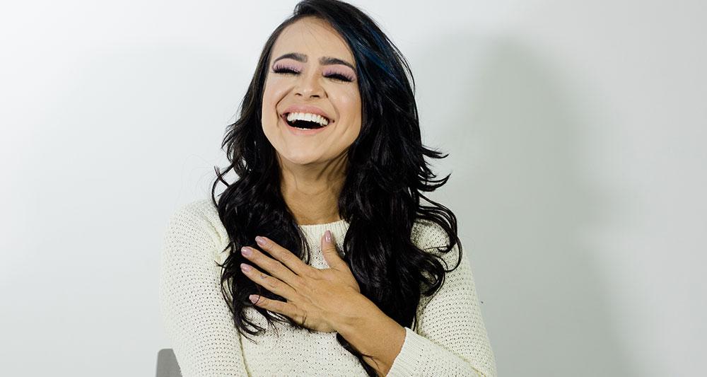 Daniela Araújo, superação em forma de louvor