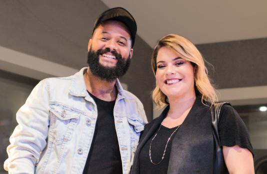 Diego Karter lança single e clipe com Mariana Valadão