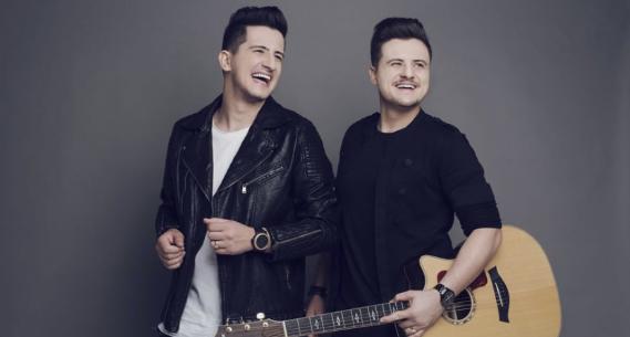 """Pela Warner Music, André e Felipe lançam EP """"Cadê o Vencedor?"""""""