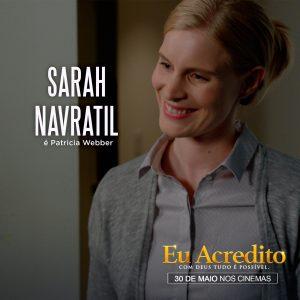"""Filme """"Eu Acredito"""" - 30 de Maio nos cinemas - Conheça os personagens"""