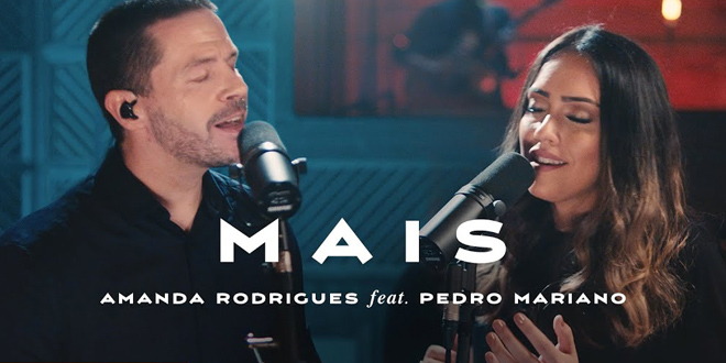 Amanda Rodrigues e Pedro Mariano - Mais
