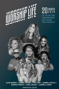 Aline Barros lança Worship Life