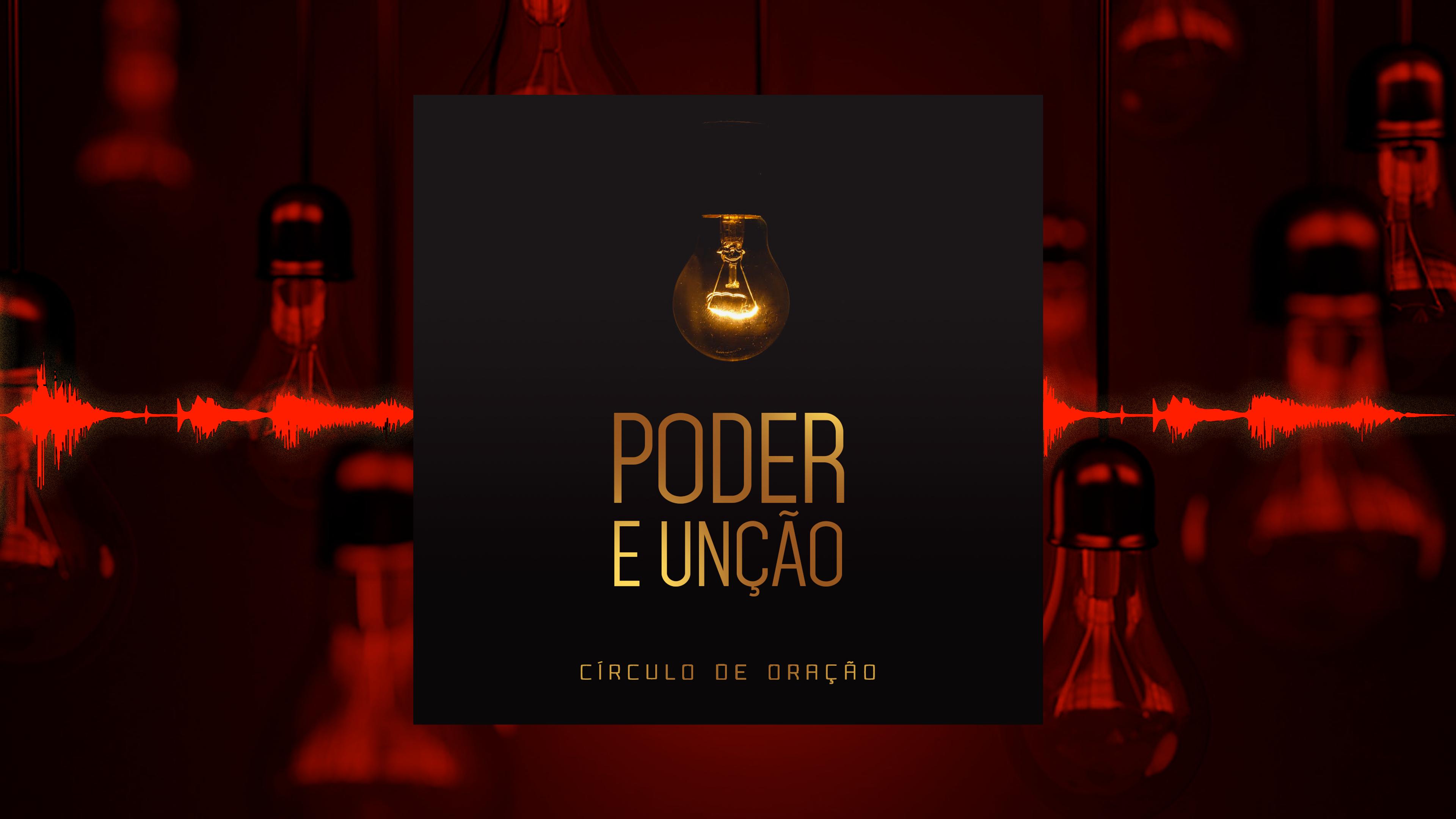 """Banda Círculo de Oração lança 3º Single: """"Poder e Unção"""""""