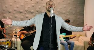 """Cantor Marcus Oliveira declara """"Deus me livrou da morte para O adorar!"""""""