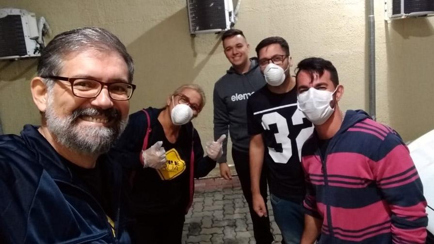 Trabalho Social em meio a pandemia do Coronavirus