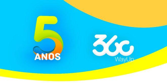 360 WayUp completa 5 anos como referência no mercado cinematográfico cristão