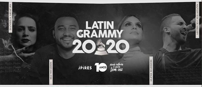Segredo para o sucesso: Agência JPIRES tem quatro lançamentos indicados ao Grammy Latino 2020