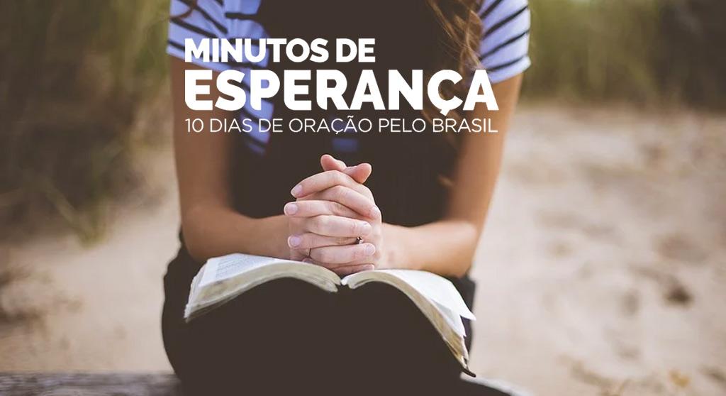 Oração tem sido a chave da esperança diante da pandemia da Covid-19